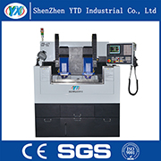 YTD CNC Glass Engraver for Making Screen Protectors